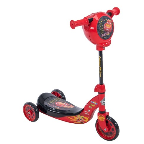 Huffy Cars Secret Storage Scooter - image 1 of 1