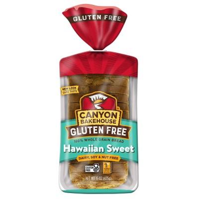 Canyon Bakehouse 100% Whole Wheat Hawaiian Sweet Bread - 15oz