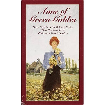 Anne of Green Gables, 3-Book Box Set, Volume I - by  L M Montgomery (Mixed Media Product)