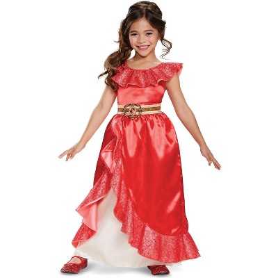 Elena of Avalor Elena Adventure Outfit Deluxe Toddler/Child Costume