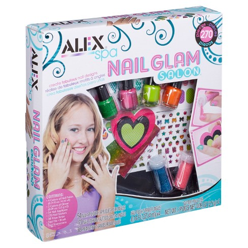 Alex Toys Spa Nail Glam Salon