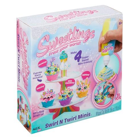 ALEX Toys DIY Sweetlings Swirl-n-Twirl Minis - image 1 of 4