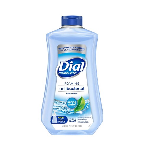 Dial Spring Water Complete Foaming Hand Soap Refill - image 1 of 4