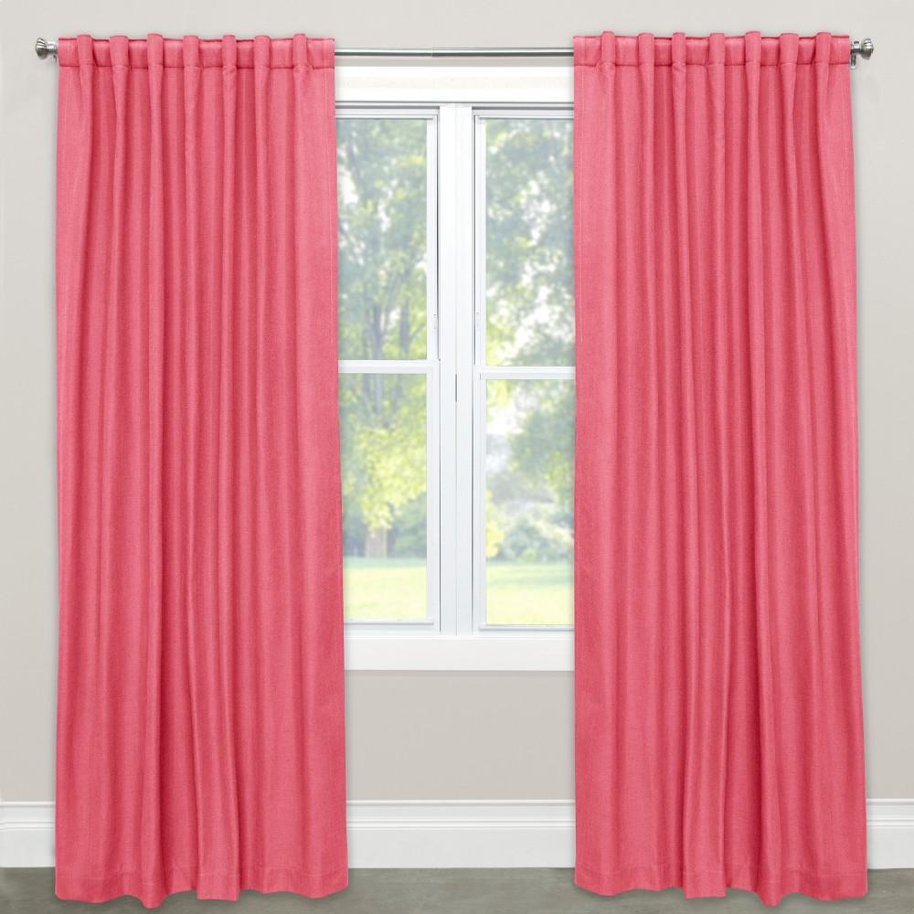 Linen Unlined Curtain Panel (50