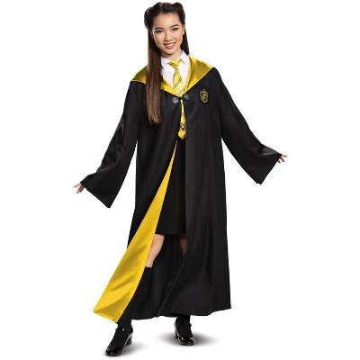 Harry Potter Hufflepuff Robe Deluxe Tween/Adult Costume