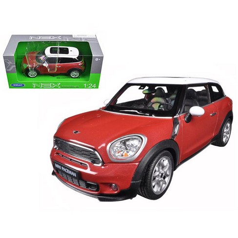 Mini Cooper S Paceman Red 1 24 Diecast Model Car By Target