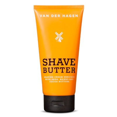 Van der Hagen Shave Butter - 6 fl oz