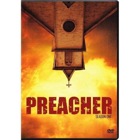 Preacher - Season 1  (DVD) - image 1 of 1