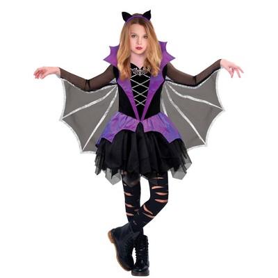 Kids' Miss Battiness Girl Halloween Costume