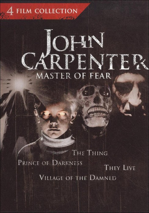 John carpenter master of fear collect (DVD) - image 1 of 1