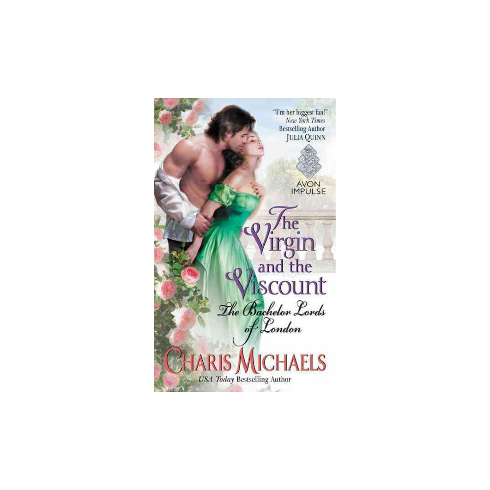 Virgin and the Viscount (Paperback) (Charis Michaels)