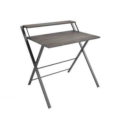 Core Folding 2 Tier Desk - Jamesdar
