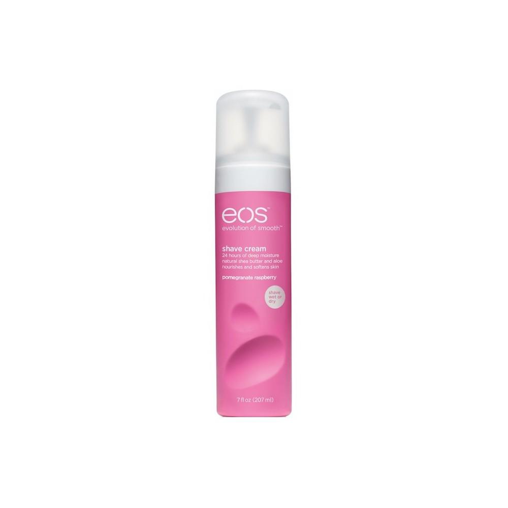 Image of eos Pomegranate Raspberry Ultra Moisturizing Shave Cream - 7 fl oz