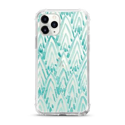 OTM Essentials Apple iPhone 11 Pro Clear Case - Turquoise