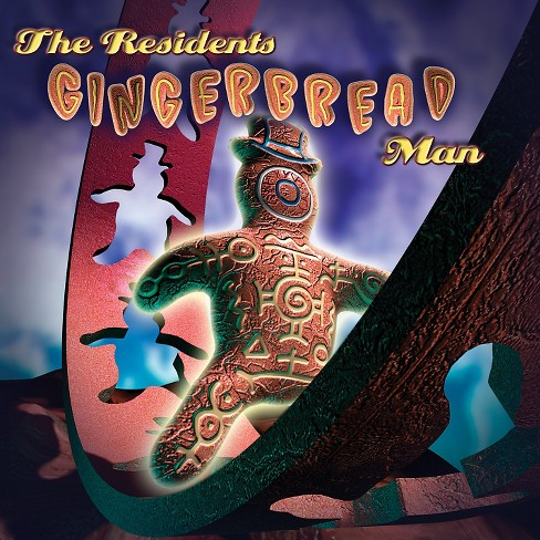 Residents - Gingerbread man (CD) - image 1 of 1