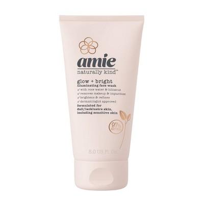 Amie Glow & Bright Illuminating Face Wash - 5 fl oz