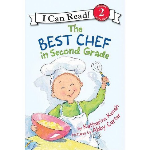 The Best Chef in Second Grade - (I Can Read! Reading with Help: Level 2 (Paperback)) (Paperback) - image 1 of 1