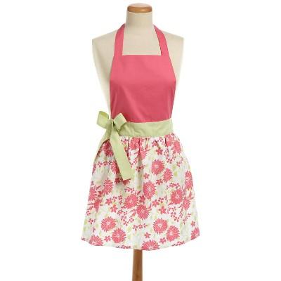 Daisy Pink Pout Apron - Design Imports