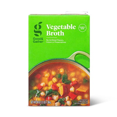 Vegetable Broth - 48oz - Good & Gather™
