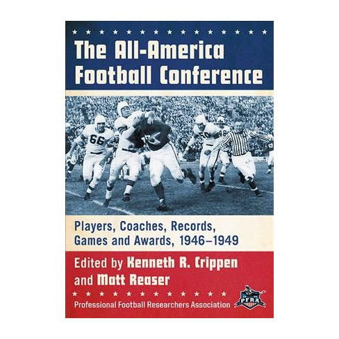 all america football conference players coaches records games