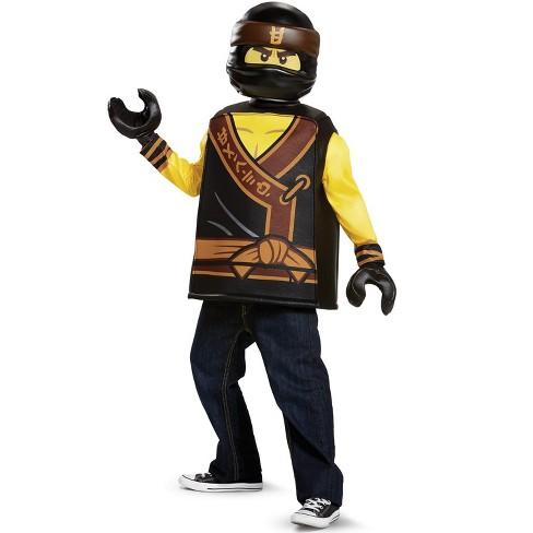 Ninjago Cole Movie Classic Child Costume - image 1 of 3