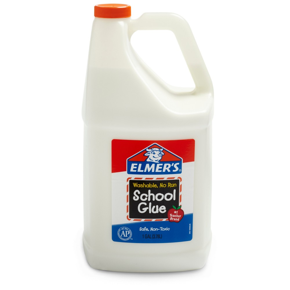 Image of Elmer's 1 Gallon School Glue