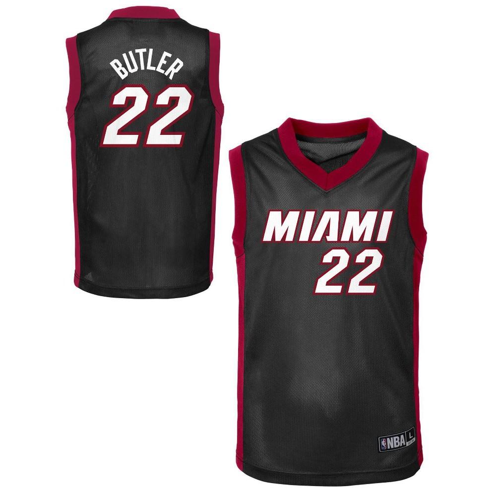 Nba Miami Heat Toddler Boys 39 Jimmy Butler Jersey 4t