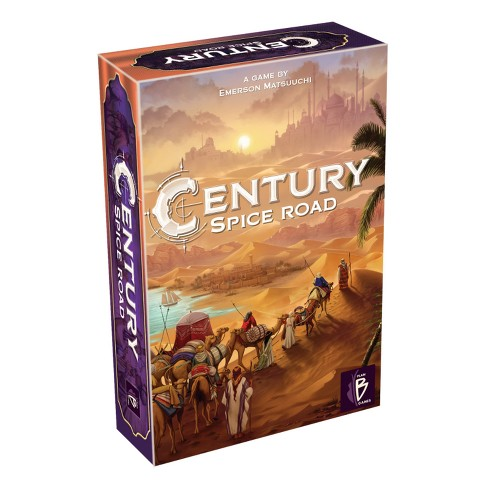 Century Spice Road Board Game - image 1 of 5