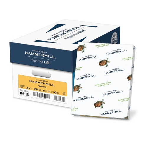 Hammermill Colors Paper, 20lb, 8.5 x 11 103168CT - image 1 of 1