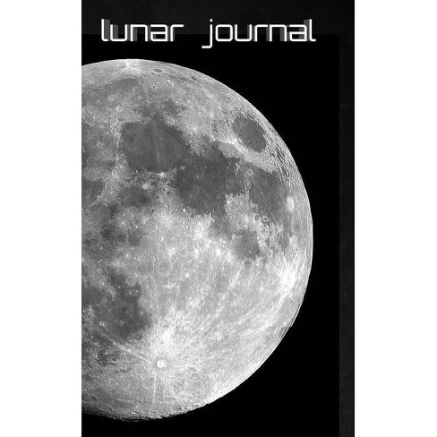 Lunar space writting journal - by  Michael Huhn & Sir Michael Huhn (Paperback) - image 1 of 1