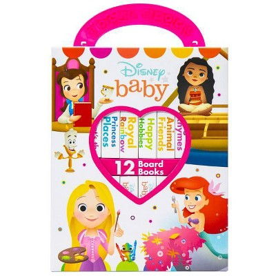 Disney Baby - by Susan Rich Brooke (Board_book)