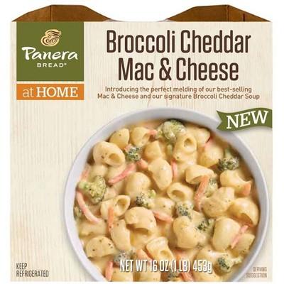 Panera Broccoli Cheddar Mac & Cheese Soup - 16oz