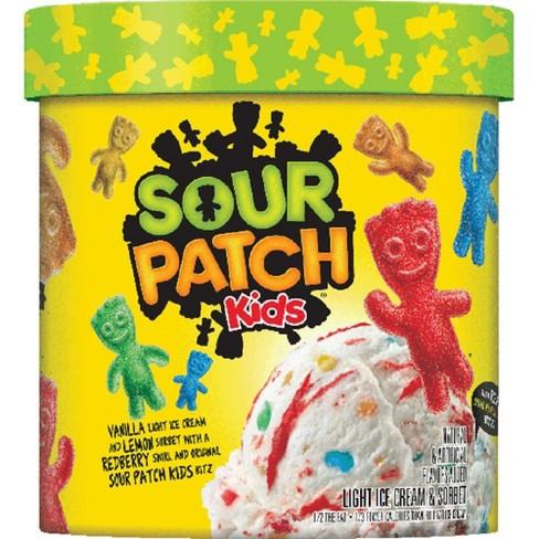 Sour Patch Kids Ice Cream - 48oz - image 1 of 1