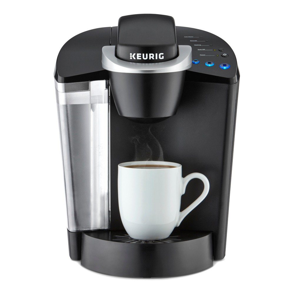 Keurig K-Classic K50 Single-Serve K-Cup Pod Coffee Maker Black