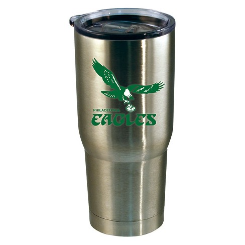 e08e577018e Philadelphia Eagles 24oz Stainless Steel Retro Tumbler : Target