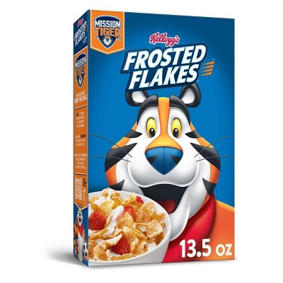 Frosted Flakes Breakfast Cereal - 13.5oz - Kellogg's