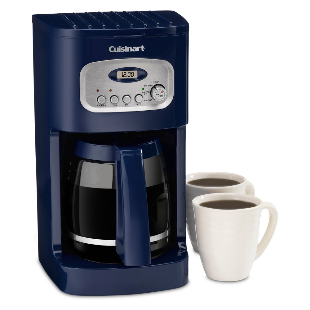 Cuisinart Programmable Coffeemaker – Navy (Blue) 53657133