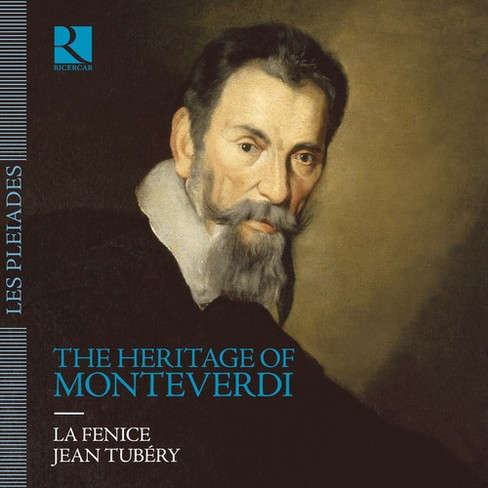 Various - Heritage Of Monteverdi (CD) - image 1 of 1