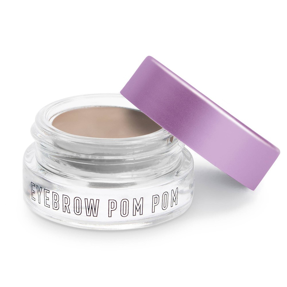 Image of The Crème Shop Eyebrow Pom Pom Ash Brown