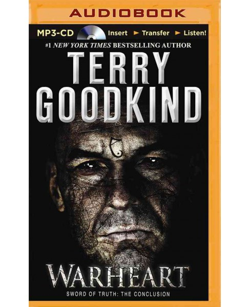 Warheart (MP3-CD) (Terry Goodkind) - image 1 of 1