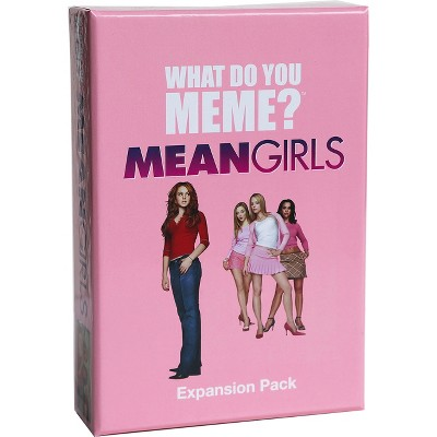 What Do You Meme? Mean Girls Expansion Pack Game