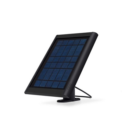 Ring Solar Panel for Spotlight Camera - Black