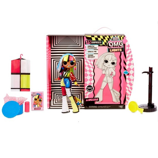 L.O.L. Surprise! O.M.G. Lights Angles Fashion Doll image number null