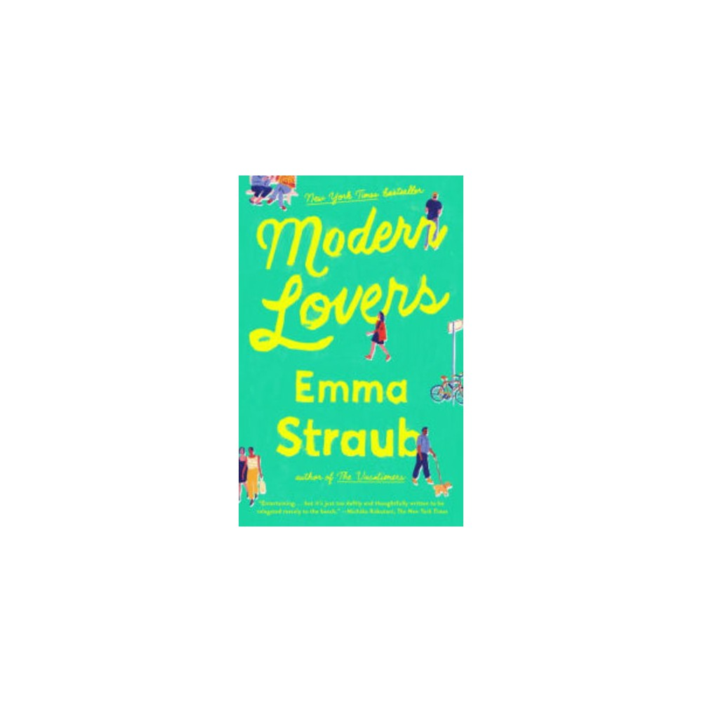 Modern Lovers (Paperback) (Emma Straub)
