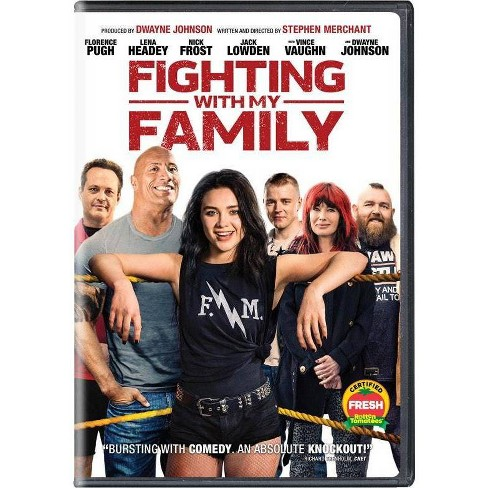 Fighting With My Family (DVD) - image 1 of 1