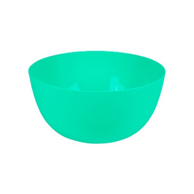 Plastic Serving Bowl 172oz - Green