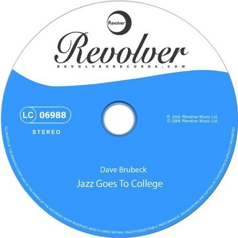 Dave Brubeck - Jazz Goes To Junior College (Vinyl) - image 1 of 1