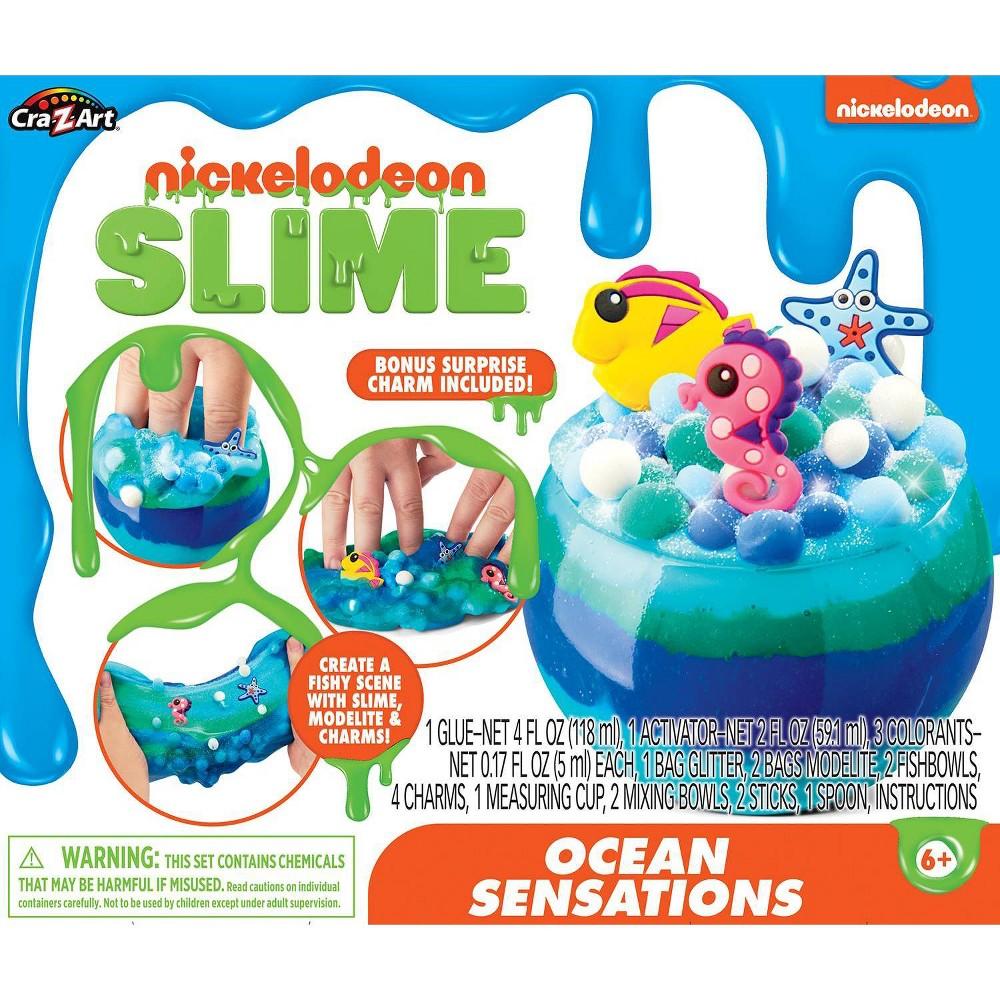 Nickelodeon Ocean Sensations Slime Kit by Cra-Z-Art was $12.99 now $6.99 (46.0% off)