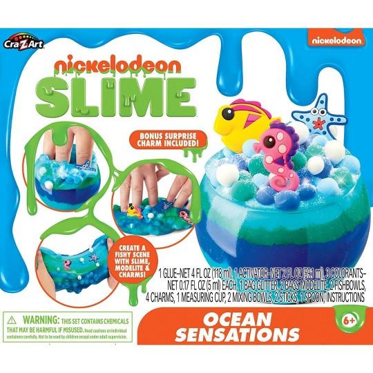 Nickelodeon Ocean Sensations Slime Kit by Cra-Z-Art image number null