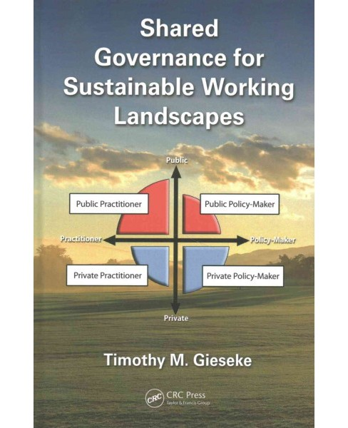 Shared Governance for Sustainable Working Landscapes (Hardcover) (Timothy M. Gieseke) - image 1 of 1